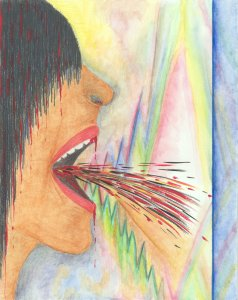 el cuerpo grita lo que la boca calla