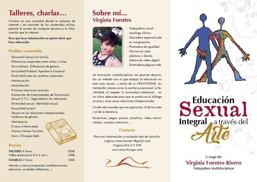 Educación Sexual Integral a través del Arte