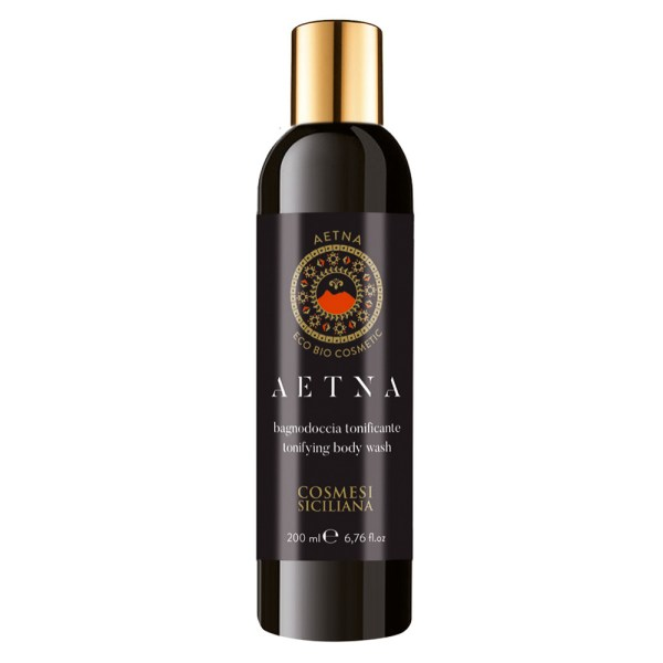 Bagnodoccia tonificante - Aetna - Cosmesi Siciliana | Erboristeria Erbainfusa Como | Shop Online