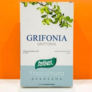 Capsule - griffonia - Santiveri | Erboristeria Erbainfusa Como | Shop Online