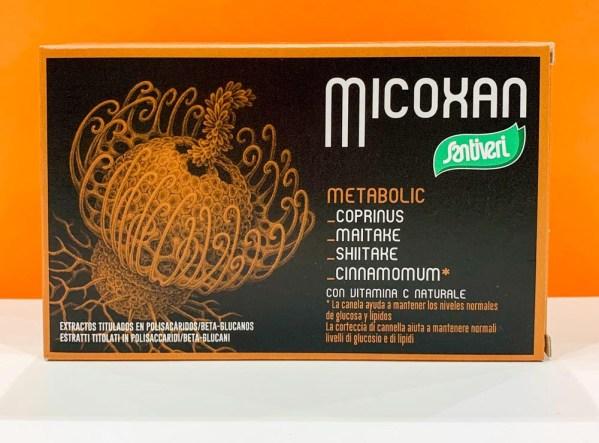 Capsule - micosan metabolic - Santiveri | Erboristeria Erbainfusa Como | Shop Online