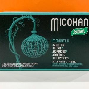 Capsule - micosan immunoflu - Santiveri | Erboristeria Erbainfusa Como | Shop Online