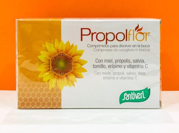 Compresse - propoli propolflor - Santiveri | Erboristeria Erbainfusa Como | Shop Online