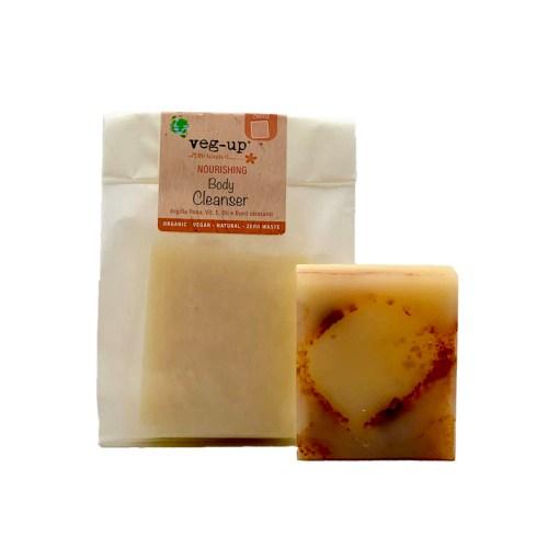 Detergente Solido per pelli secche - Veg Up | Erboristeria Erbainfusa Como | Shop Online