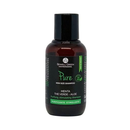 Pure - Shampoo Purificante Stimolante 100 ml - Veg Up | Erboristeria Erbainfusa Como | Shop Online