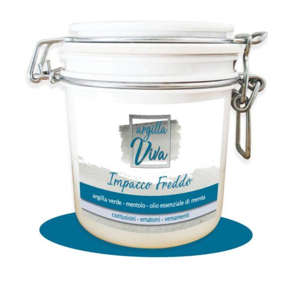 Argilla - impacco freddo - Sapone Marino| Erboristeria Erbainfusa Como | Shop Online