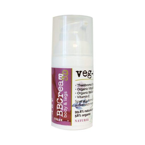BB Cream Body & Legs - Veg Up | Erboristeria Erbainfusa Como | Shop Online