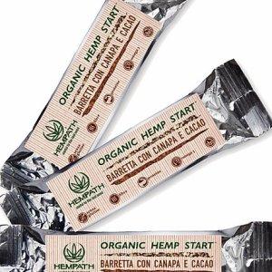 Barretta bio - canapa e cacao - Hempath | Erboristeria Erbainfusa Como | Shop Online