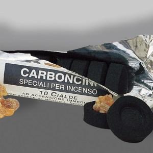 Carboncini - grani incenso - Erbainfusa | Erboristeria Erbainfusa Como | Shop Online