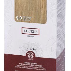 Colore naturale capelli - 9.0 biondo chiarissimo - Lucens Umbria | Erboristeria Erbainfusa Como | Shop Online