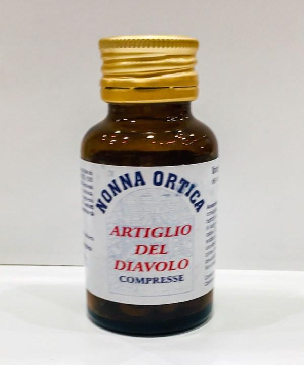 Compresse - artiglio del diavolo - Nonna Ortica | Erboristeria Erbainfusa Como | Shop Online