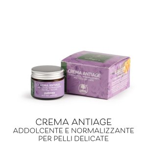 Crema viso antiage addolcente - Palmea   Erboristeria Erbainfusa Como   Shop Online