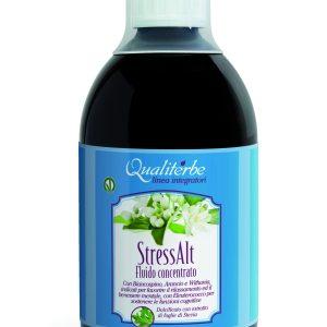 Fluido concentrato - Stess alt - Qualiterbe   Erboristeria Erbainfusa Como   Shop Online