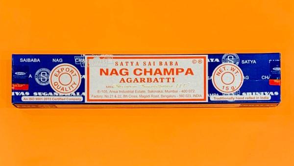 Incensi - Nag champa - Satya | Erboristeria Erbainfusa Como | Shop Online