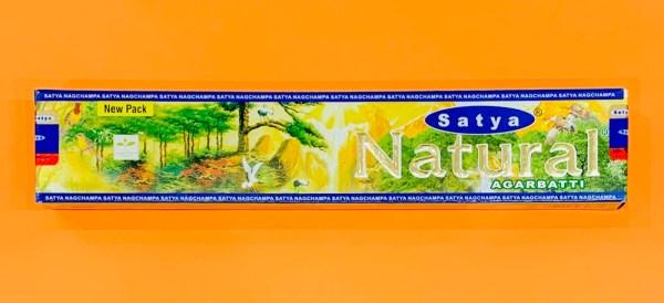 Incensi - Natural - Satya | Erboristeria Erbainfusa Como | Shop Online
