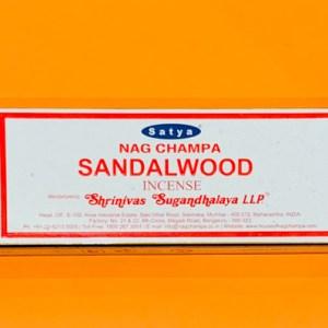 Incensi - Sandalo - Satya | Erboristeria Erbainfusa Como | Shop Online