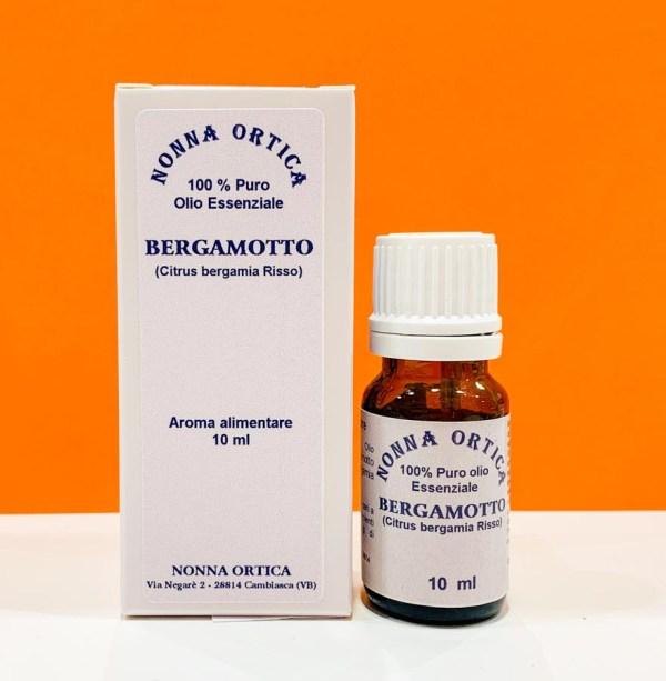 Olio essenziale - bergamotto - Nonna Ortica   Erboristeria Erbainfusa Como   Shop Online