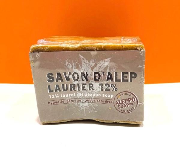 Sapone - Solido 12% - Aleppo soap   Erboristeria Erbainfusa Como   Shop Online