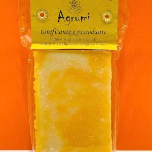 Sapone vegetale - agrumi - Lunaroma   Erboristeria Erbainfusa Como   Shop Online