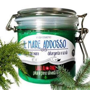 Scrub corpo - Lago al-pino - Volga Cosmetici | Erboristeria Erbainfusa Como | Shop Online