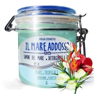 Scrub corpo - Mari tropicali - Volga Cosmetici | Erboristeria Erbainfusa Como | Shop Online