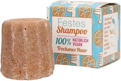 Shampoo solido - capelli secchi - arancio e olio d'argan - Lamazuna | Erboristeria Erbainfusa Como | Shop Online