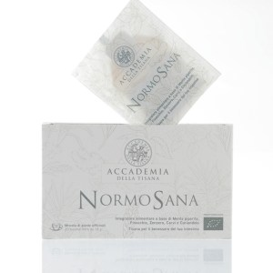 Tisana - normosana - Biokyma | Erboristeria Erbainfusa Como | Shop Online