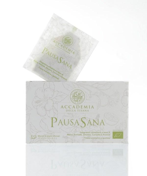 Tisana - pausasana - Biokyma | Erboristeria Erbainfusa Como | Shop Online