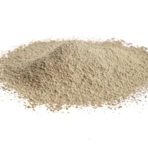 Argilla verde superventilata - polvere - Biokyma | Erboristeria Erbainfusa Como | Shop Online
