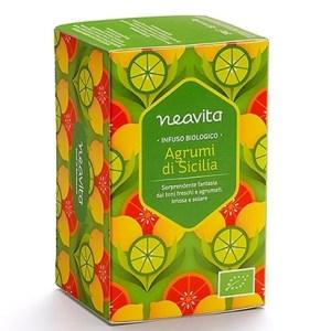 Infuso - Agrumi di Sicilia - Neavita | Erboristeria Erbainfusa Como | Shop Online