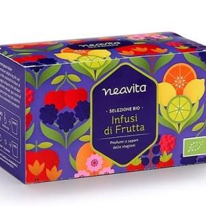 Infuso - Selezione di frutta bio - Neavita | Erboristeria Erbainfusa Como | Shop Online