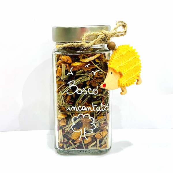 Infuso - bosco incantato - | Erboristeria Erbainfusa Como | Shop Online