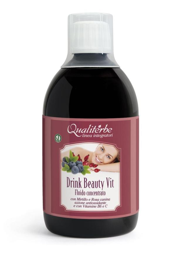 Drink Beauty Vit - Qualiterbe | Erboristeria Erbainfusa Como | Shop Online