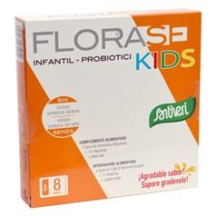 Florase Kids - Santiveri | Erboristeria Erbainfusa Como | Shop Online