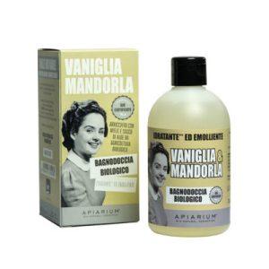 Bagno doccia - vaniglia e mandorla - Apiarium | Erboristeria Erbainfusa Como | Shop Online
