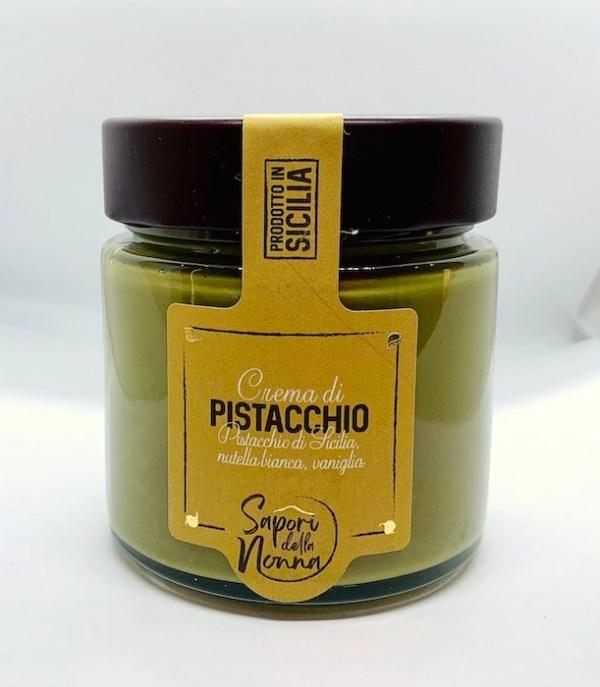 Crema di pistacchio - Sapori della Nonna | Erboristeria Erbainfusa Como | Shop Online