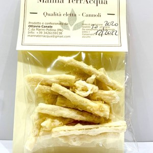 Manna cannoli - Terracqua | Erboristeria Erbainfusa Como | Shop Online