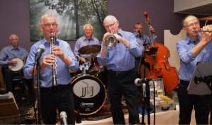 Jay Jay's Border Jazzmen @ Hotel-Bistro De Kruisberg | Doetinchem | Gelderland | Nederland