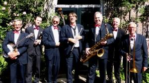 Harbour Jazzband in de Kruisberg @ Hotel-Bistro De Kruisberg