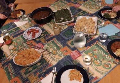 Elke dinsdag lekker samen eten