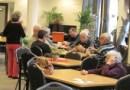 Weer inlopen bij het Seniorenontmoetingspunt