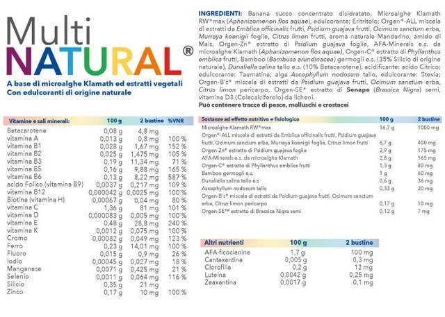 etichetta new multinatural-multi