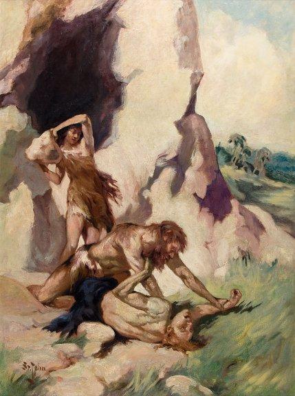 ERBzine 0755: Cave Girl C.H.A.S.E.R.
