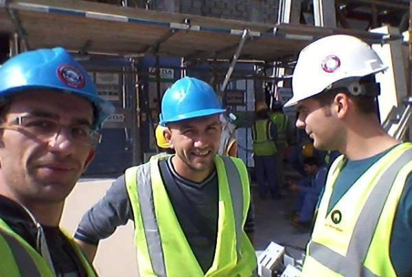 Te punesuarit tane si teknik ashensoresh ne Qatar