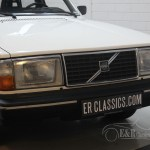 Volvo 240 Dl Sedan 1985 For Sale At Erclassics