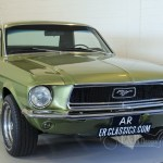 Ford Mustang 1967 For Sale At E R Classic Cars