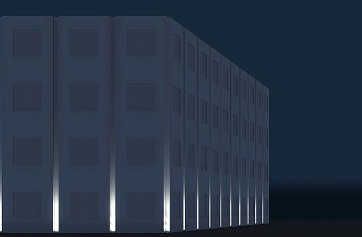 guide outdoor lighting facade erco