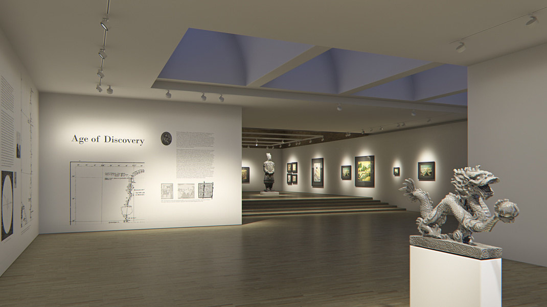 light for museums and galleries erco