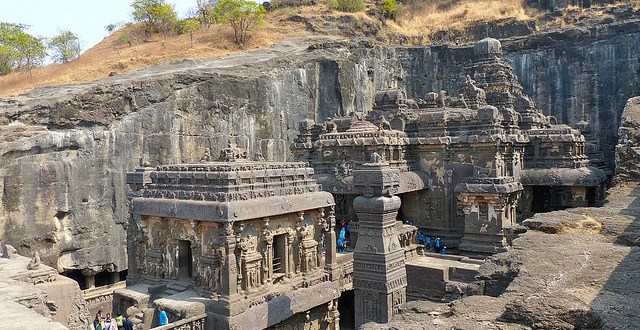 Image result for rock cut temples
