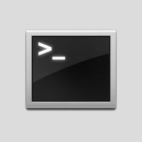 Linux ve Mac Terminal İkonu